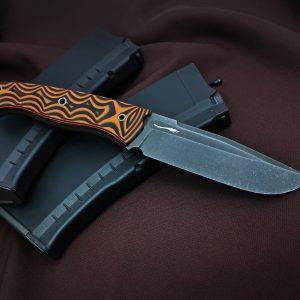 "Нож ""Ямской Tactical Edition"" PGK WA"