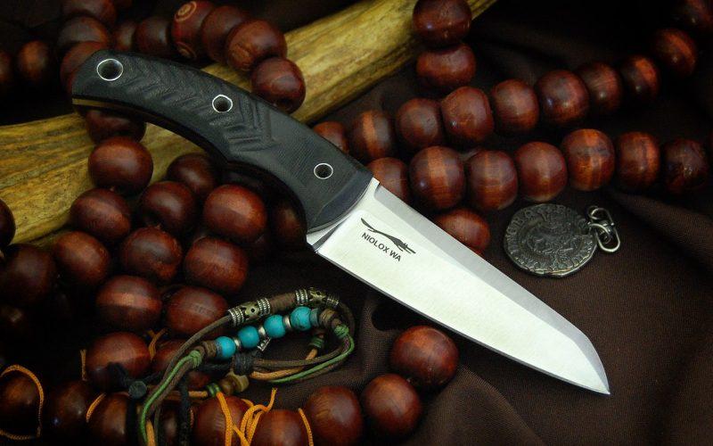 Нож Сквозняк