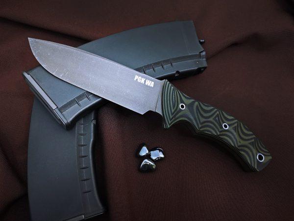 "Нож ""Команданте"" PGK WA"