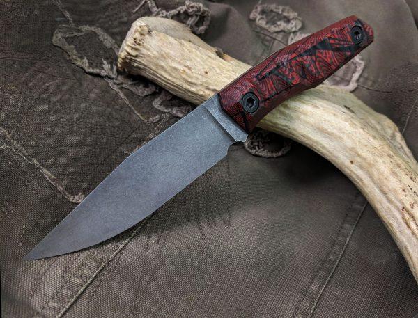 Нож Blackbird Niolox