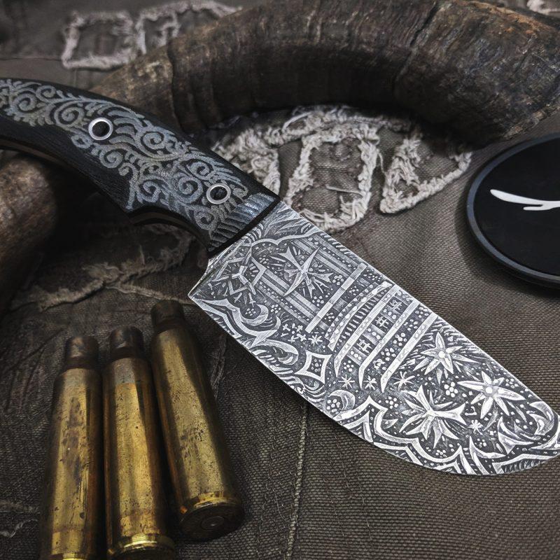 Нож Шихан custom от Волчьего Века